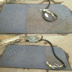 Химчистка грязезащитных ковров в Москве недорого