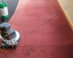 Химчистка ковролина в Москве недорого цены