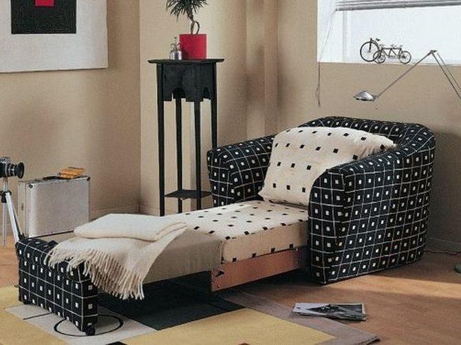 Химчистка кресло-кровати